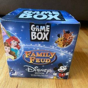 Disney Edition Family Feud Game Box